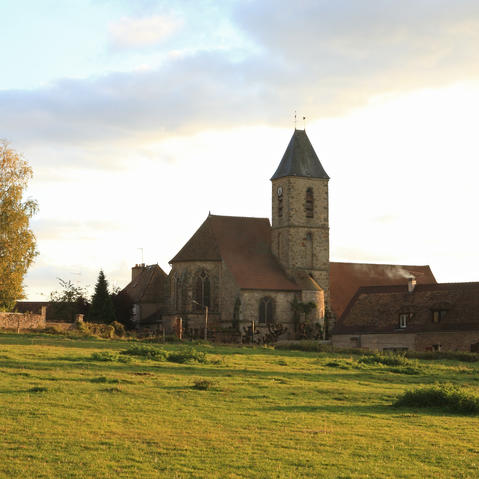 Eglise de Bullion