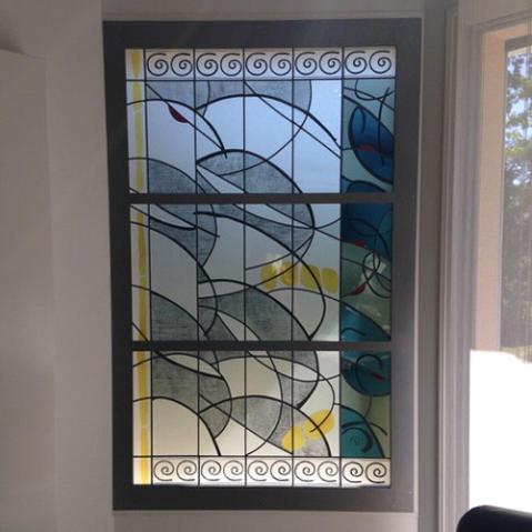 Atelier vitrail