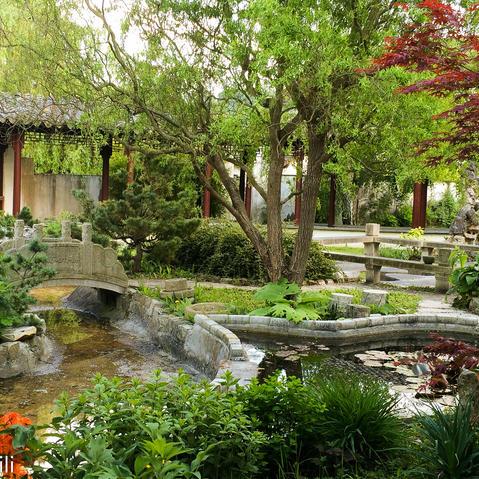 Jardin Yili Parc Naturel Regional De La Haute Vallee De Chevreuse