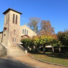 Eglise de Clairefontaine