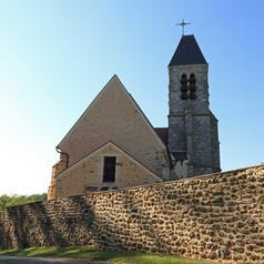Eglise de Lévis-Saint-Nom