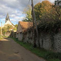 Eglise de Senlisse