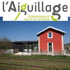 L'Aiguillage, Tourisme et mobilité en Vallée de Chevreuse