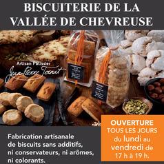 Biscuiterie de la Vallée de Chevreuse