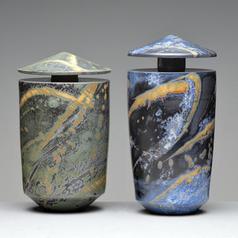 Laques d'argiles, Philippe Buraud