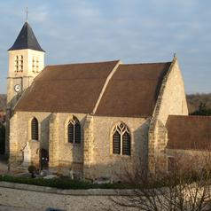 Eglise de Magny Village