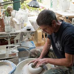artisan d'art céramique
