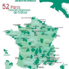 cartes 52 pnr france