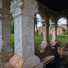 Fontaine Saint Thibaud Abbaye des Vaux de Cernay