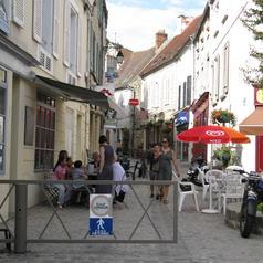 Rue Lalande à Chevreuse
