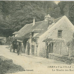 Moulin des Roches