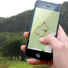 Application mobile de randonnée