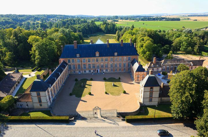 château des Mesnuls
