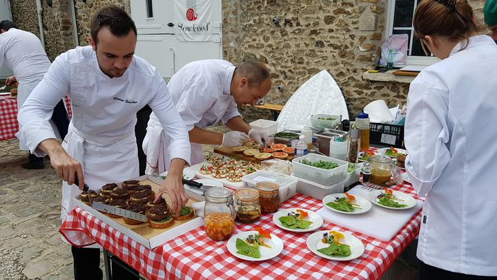 concours slow food
