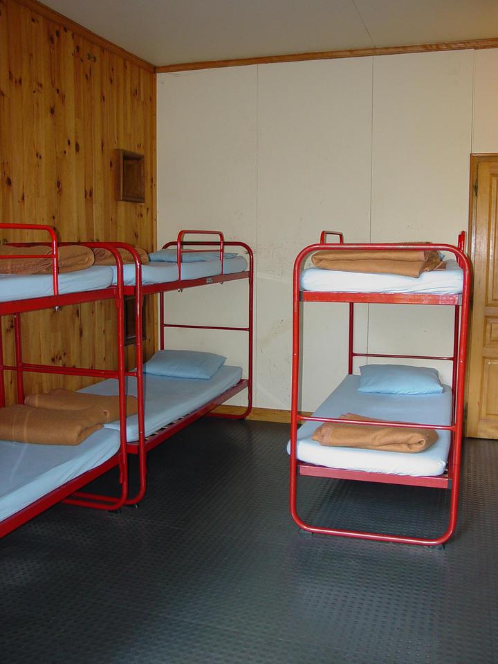 dortoir maison de fer