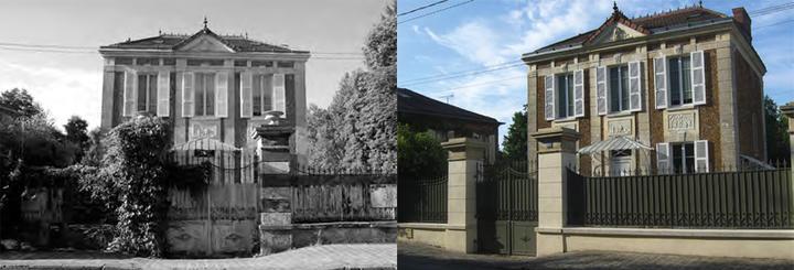 Clôture privée Saint-Rémy-lès-Chevreuse
