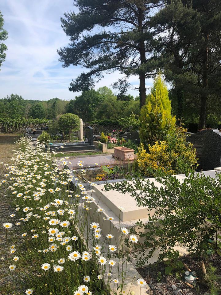 grosrouvre cimetière