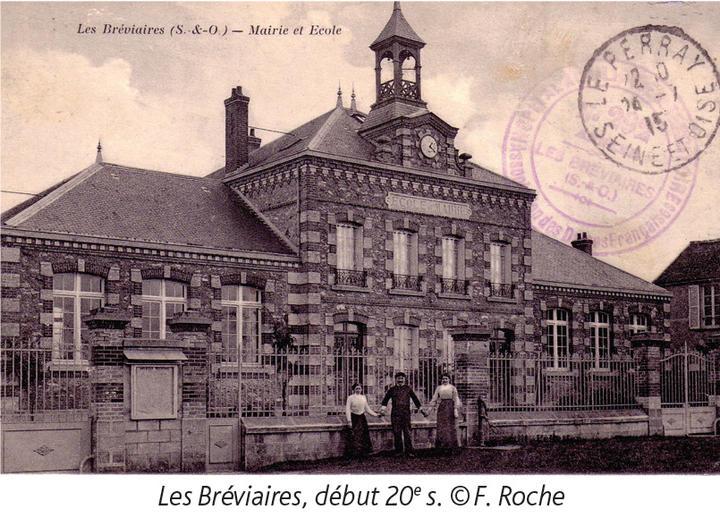 Mairie-Ecole Les Bréviaires