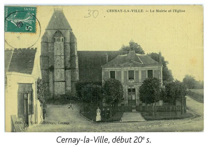 Mairie-Ecole Cernay-la-Ville
