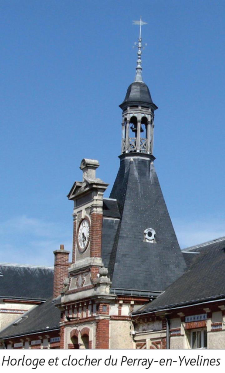 Mairie Ecole le Perray en Yvelines