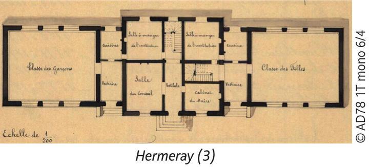 Mairie Ecole Hermeray