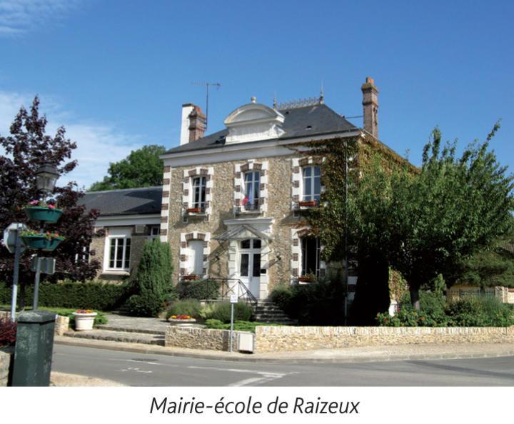 Mairie Ecole Raizeux