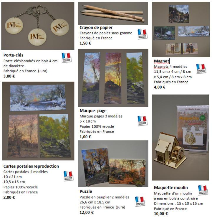 Boutique du Petit Moulin