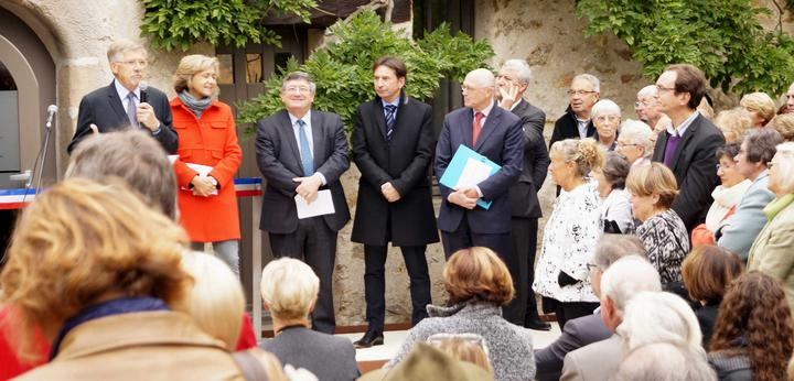 Discours Inauguration Petit Moulin