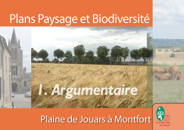 Plan Paysage et biodiversité Plaine de Jouars à Montfort