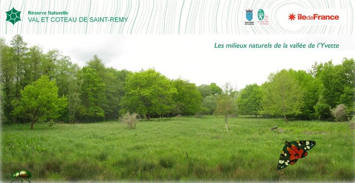 Réserve naturelle régionale Val et Coteau de St Rémy