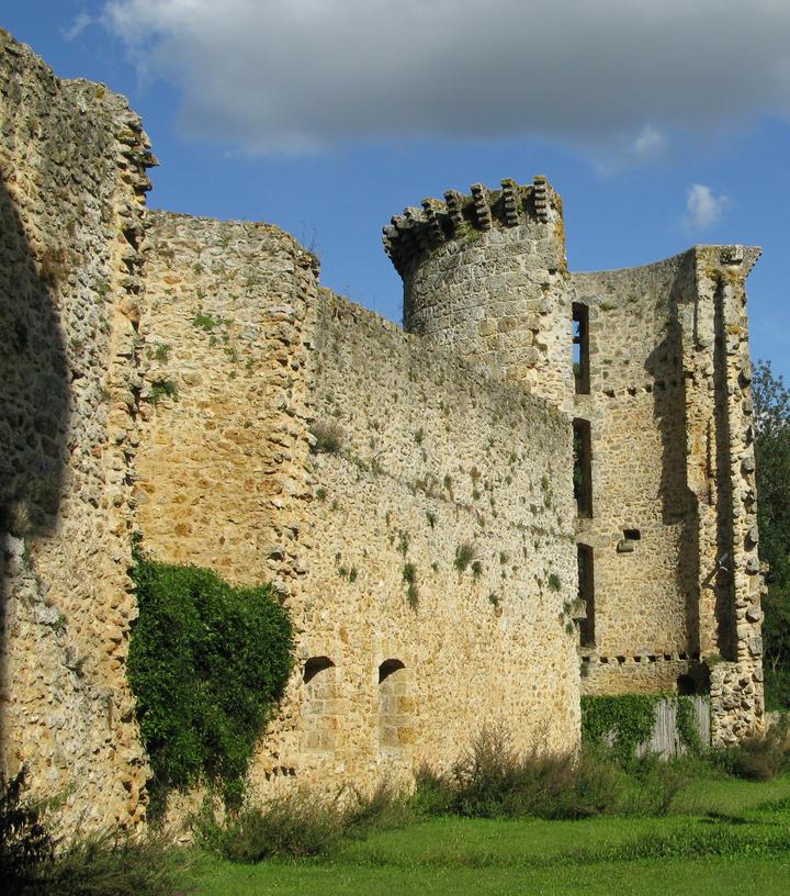 Tour chateau Madeleine