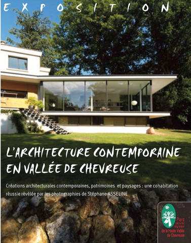expo contemporaine en vallée de Chevreuse
