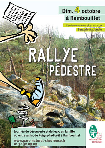 Rallye pédestre 2015