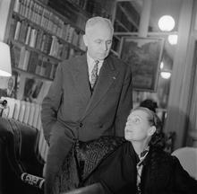 Louis Aragon et Elsa Triolet