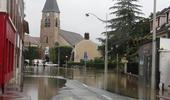 Inondations à Saint-Rémy-lès-Chevreuse