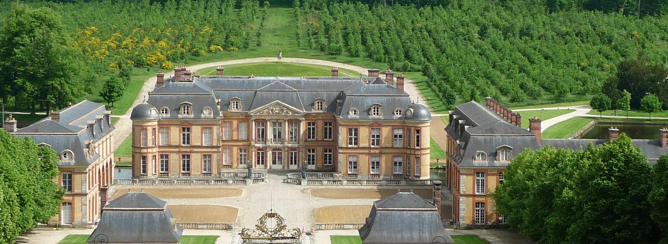 chateau dampierre